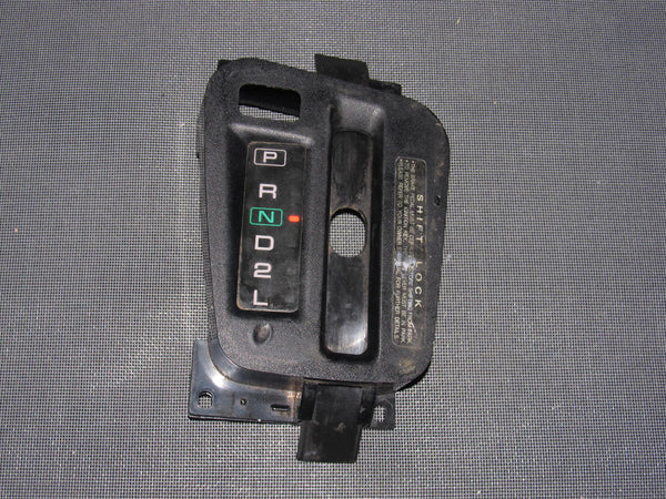 91-93 Dodge Stealth OEM Black Shifter Bezel Trim