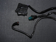 91-93 Dodge Stealth OEM Black Power ECO Switch