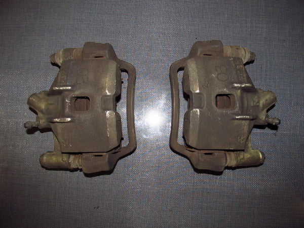 86.5-88 Toyota Supra OEM Brake Caliper - Rear Set