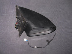 95-99 Mitsubishi Eclipse OEM Black Exterior Mirror - Driver Side - Left