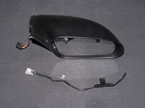 95-99 Mitsubishi Eclipse OEM Black Exterior Mirror - Passenger Side - Right