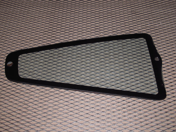 79 80 Datsun 280zx OEM Quarter Glass Window - Right - 2+0