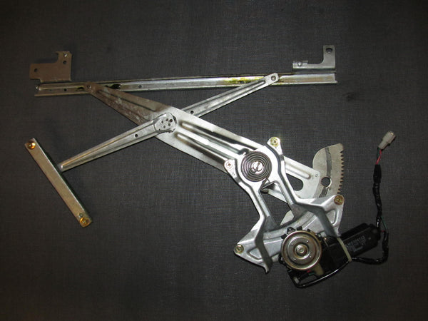 95-99 Mitsubishi Eclipse OEM Power Window Motor & Regulator - Driver Side - Left