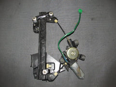 92-97 Subaru SVX OEM Power Window Motor & Regulator - Rear Driver Side - Rear Left