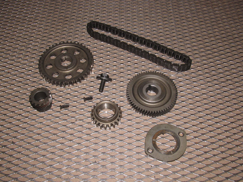 94-98 Ford Mustang 3.8L V6 OEM Engine Timing Chain & Gear Sprocket Assembly