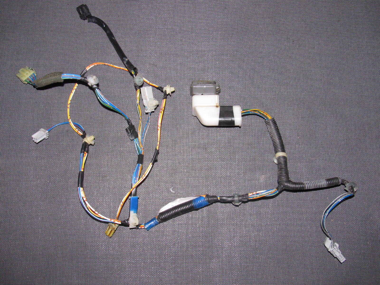 96 97 98 99 00 honda civic oem door wiring harness - right ... 98 civic wire diagram