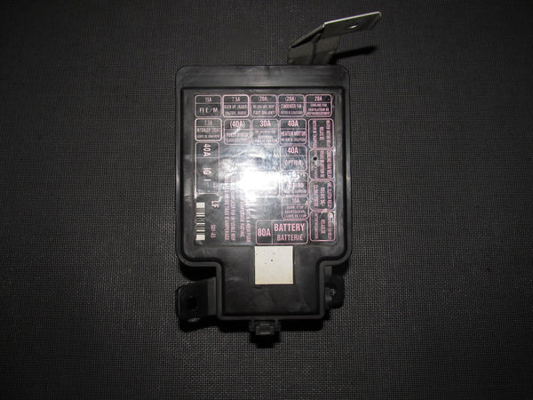 96 97 98 99 00 Honda Civic OEM Engine Fuse Box