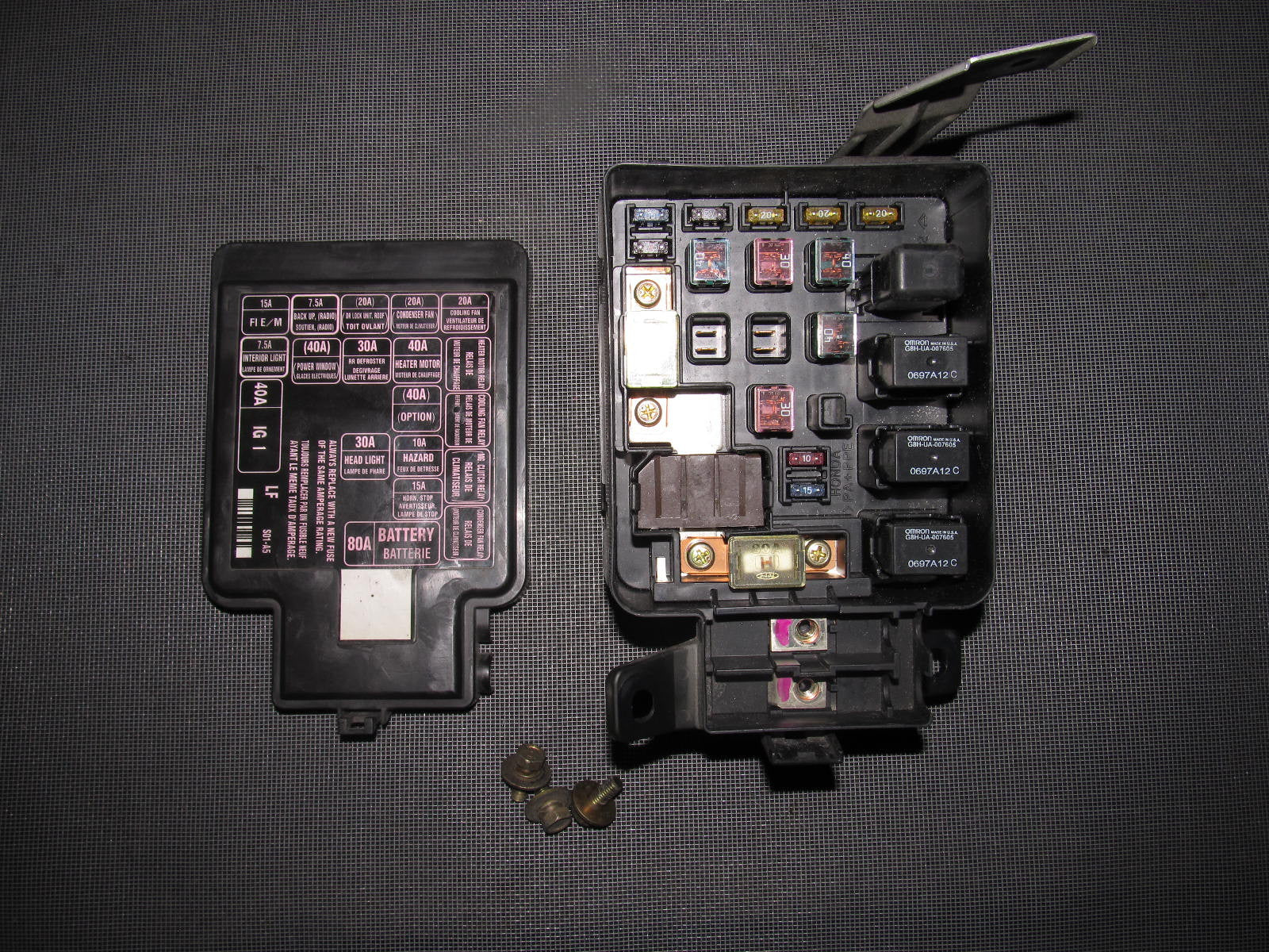 1996 Civic Engine Fuse Box Download Wiring Diagrams \u2022 Honda Accord  Fuse Box Diagram 1996 Honda Fuse Box