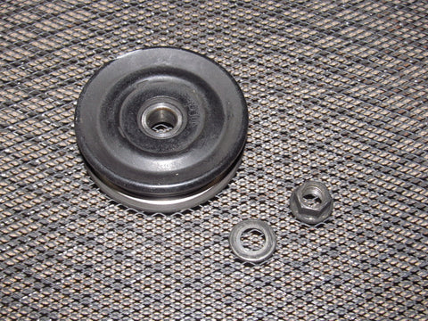 91 92 93 94 95 Toyota MR2 OEM A/C Compressor Tensioner Pulley - 5SFE 2.2L