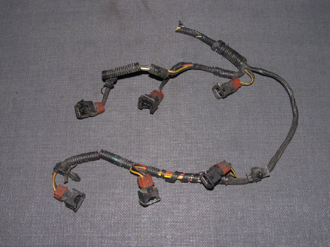 88-91 Mitsubishi Montero V6 OEM Fuel Injector Wiring Harness
