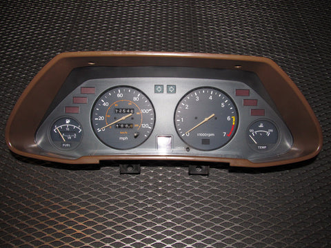 81 82 83 Datsun 280zx OEM A/T L28E Speedometer Instrument Cluster