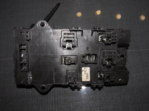 90 96 nissan 300zx oem interior fuse box. Black Bedroom Furniture Sets. Home Design Ideas