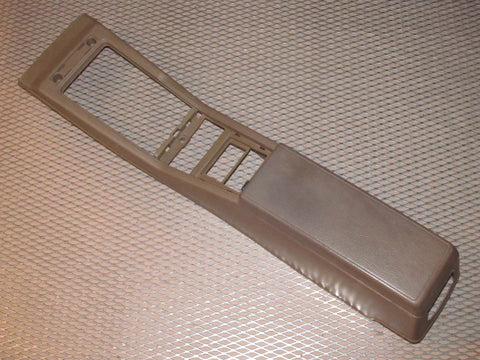 1987-1989 Nissan 300zx OEM Center Console Assembly