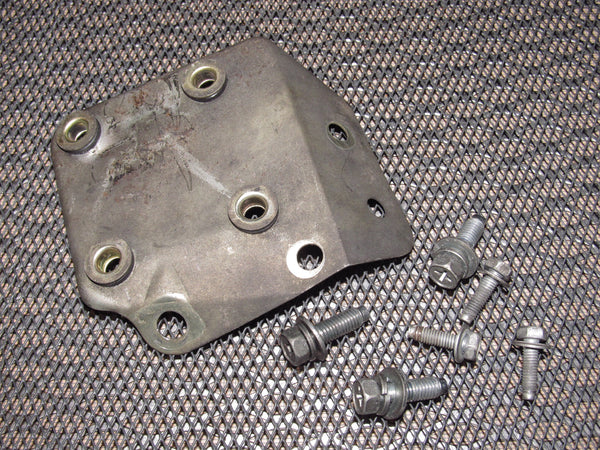 1987-1989 Nissan 300zx OEM Air Flow Mass Sensor Meter Bracket