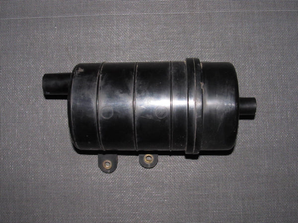 87-88 Mazda RX7 Turbo 2 OEM Emission Relief Silencer Canister Tank