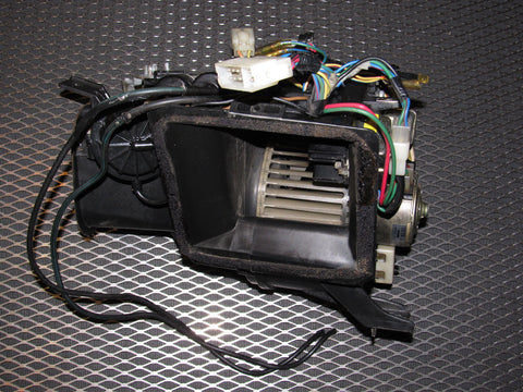 81 82 83 Datsun 280zx OEM Blower Motor Assembly