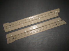 01 02 03 Acura CL OEM Door Sills Cover Panel