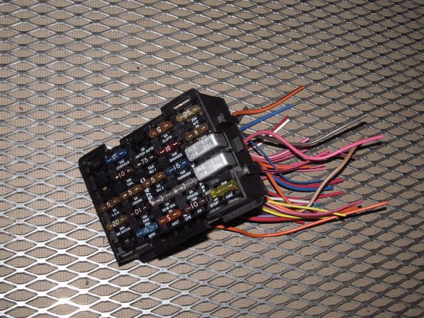 Used Mazda Rx8 >> 84-89 Chevrolet Corvette OEM Interior Fuse Box - Right ...