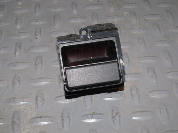 97 98 99 00 01 Honda Prelude OEM Dash Digital Clock