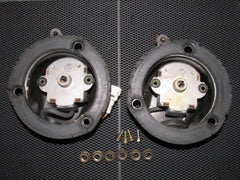 86-92 Toyota Supra OEM Suspension TEMS Actuator Motor - Front Set