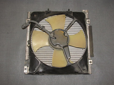 96 97 98 99 00 Honda Civic OEM A/C Fan with Condenser