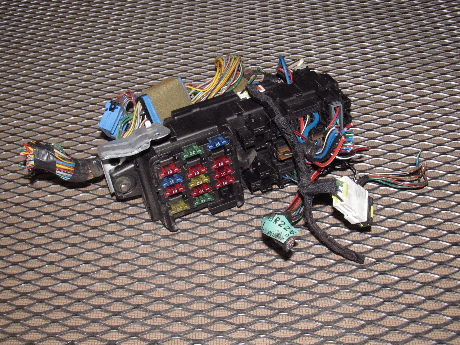 97 98 99 Mitsubishi Eclipse OEM Interior Fuse Box