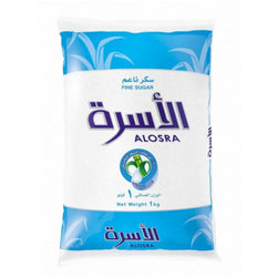 Al Osra Fine Sugar Powder 1 Kg