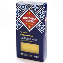 Antonio Amato Lasagne No.138 500 Gram
