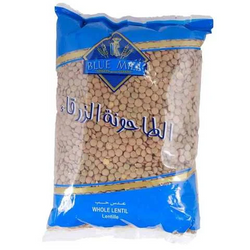 Blue Mill Whole Lentil 1 Kg