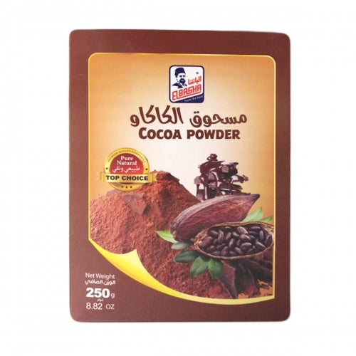 Basha Cocoa Powder 250g - MartDeliver