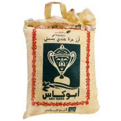 Abu Kass Indian Mazza Bastmati Rice 2 Kg