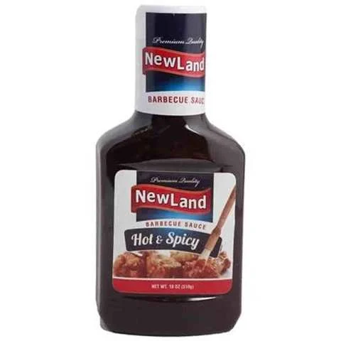 Newland Sauce Barbeque Hot And Spicy 510 Gram - MartDeliver
