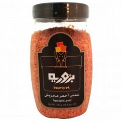 Bzuriyeh Lentil Red Split 750 Gram