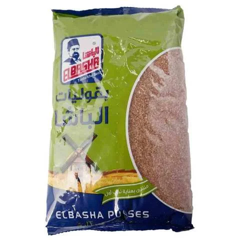 Elbasha Boulghour Red Bag 800 Gram - MartDeliver