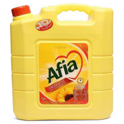 Afia Sunflower Oil 9 Liter