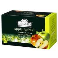 Ahmad Tea Black Tea Apple Refresh Flavored 20 Bag