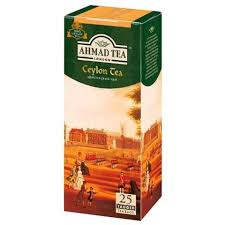 Ahmad Tea Ceylon 25 Bag - MartDeliver