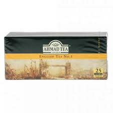Ahmad Tea English No.1 25 Bag