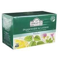 Ahmad Tea Peppermint And Lemon 20 Bag - MartDeliver