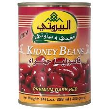 Al-Bayrouty Bean Kidney Red 400 Gram