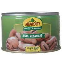 Al-Bayrouty Foul Medammas Broad Bean 398 Ml