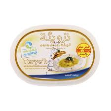 Al Juneidi Labneh with Pickles & Spices 150g