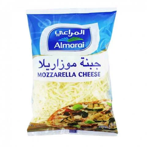 Almarai Cheese Mozzarella 200 Gram - MartDeliver