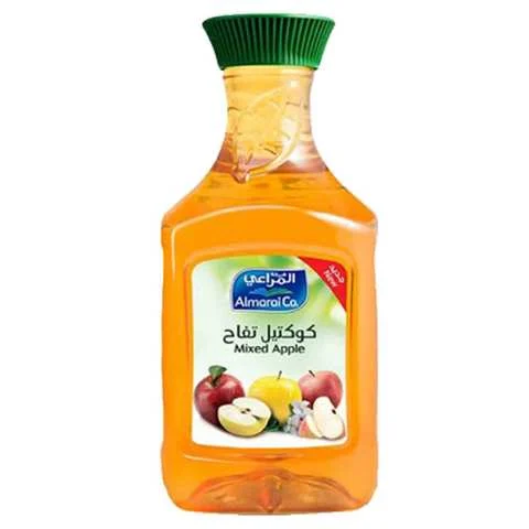 Almarai Fresh Juice Mixed Apple Flavor 1.5 Liter - MartDeliver