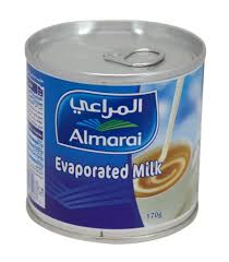 Almarai Milk Evaporated 170 Gram