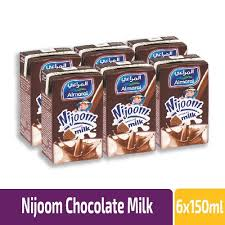Almarai Milk chocolate Flavor 150 Ml 6 Pieces - MartDeliver