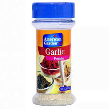 American Garden Garlic Powder 85 Gram