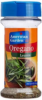 American Garden Oregano Leaves 23 Gram