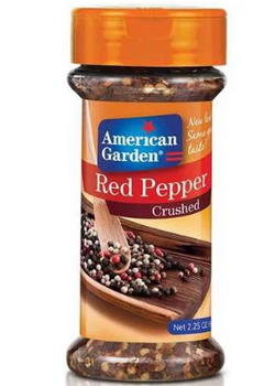 American Garden Red Crushed Pepper 64 Gram