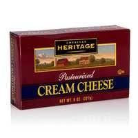 American Heritage Cream Cheese Chunk 227 Gram - MartDeliver